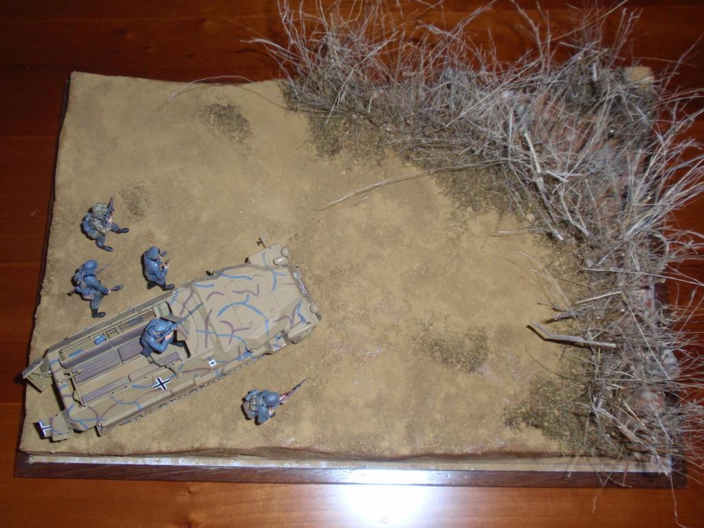 Ενέδρα στον ξεροπόταμο, μάχη Κούρσκ στην 1/35 P6042218