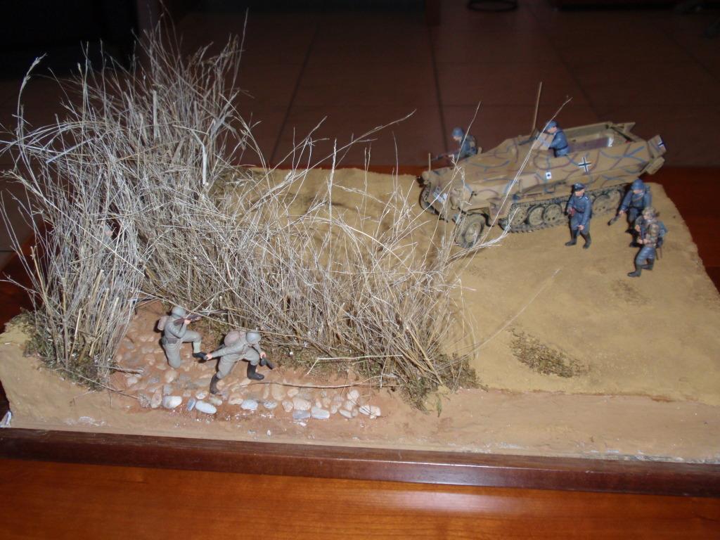 Ενέδρα στον ξεροπόταμο, μάχη Κούρσκ στην 1/35 P6042219