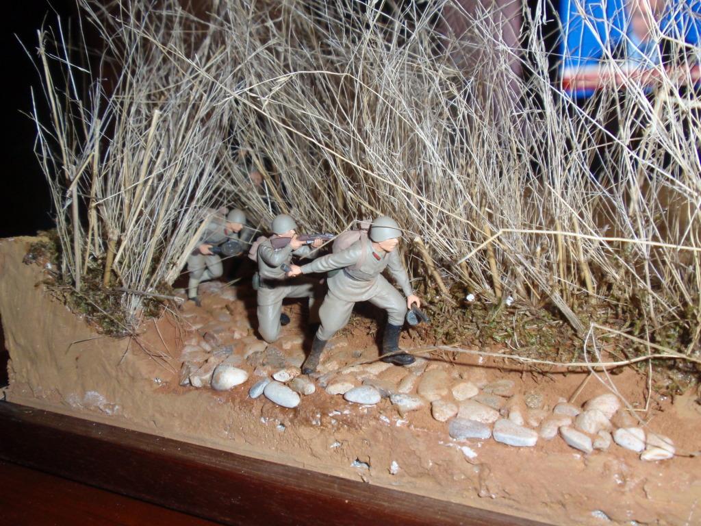 Ενέδρα στον ξεροπόταμο, μάχη Κούρσκ στην 1/35 P6042220