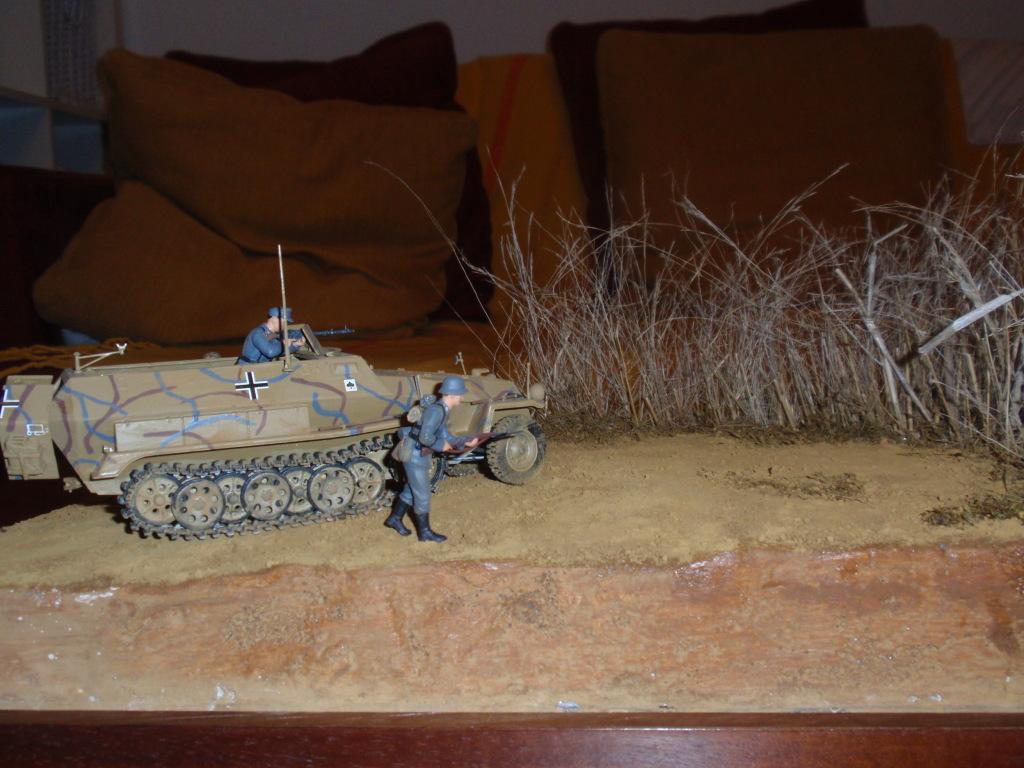 Ενέδρα στον ξεροπόταμο, μάχη Κούρσκ στην 1/35 P6042222