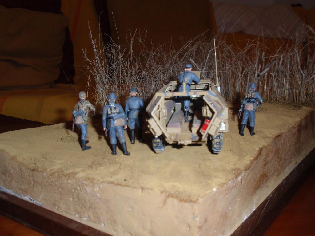 Ενέδρα στον ξεροπόταμο, μάχη Κούρσκ στην 1/35 P6042223