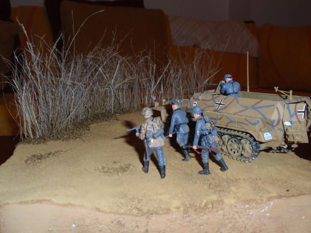 Ενέδρα στον ξεροπόταμο, μάχη Κούρσκ στην 1/35 P6042224