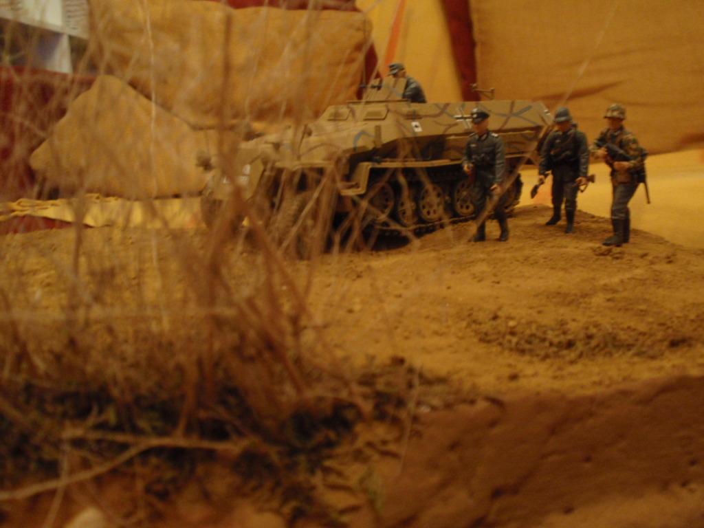 Ενέδρα στον ξεροπόταμο, μάχη Κούρσκ στην 1/35 P6042229