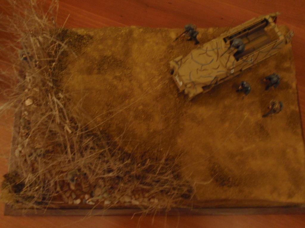 Ενέδρα στον ξεροπόταμο, μάχη Κούρσκ στην 1/35 P6042230