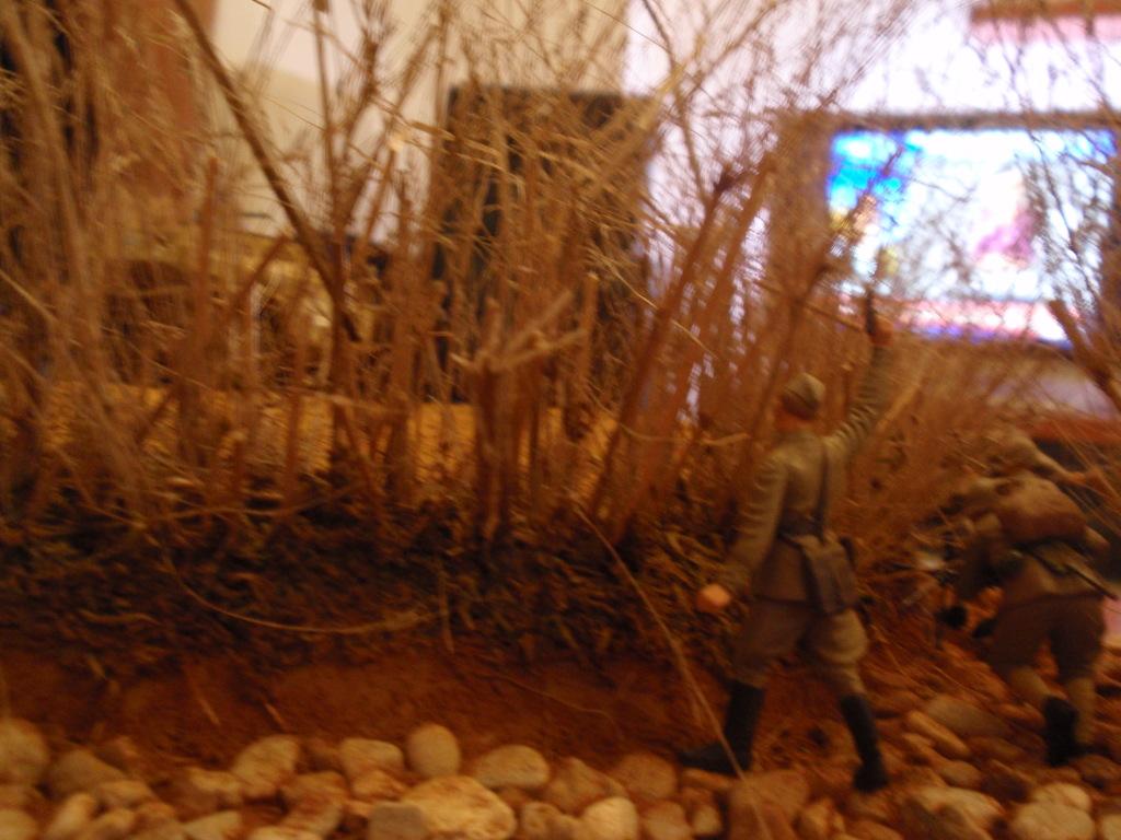 Ενέδρα στον ξεροπόταμο, μάχη Κούρσκ στην 1/35 P6042233