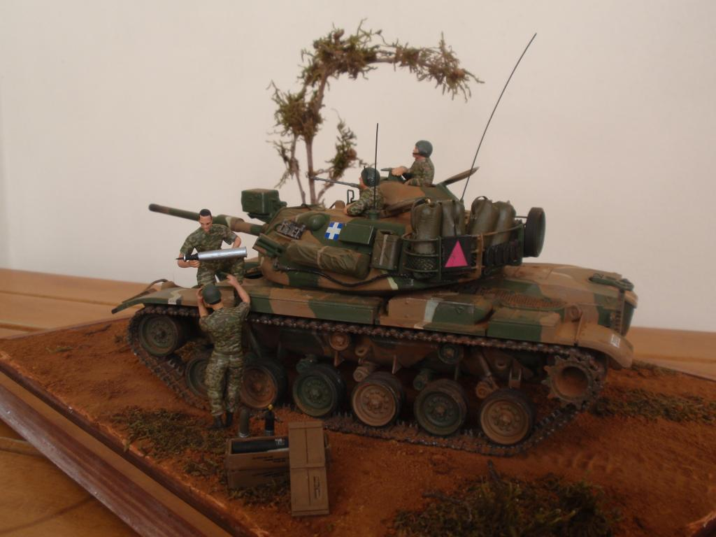 M-60A1 RISE Passive του Ε.Σ., Tamiya 1/35 P6153089_zpscbd934b5
