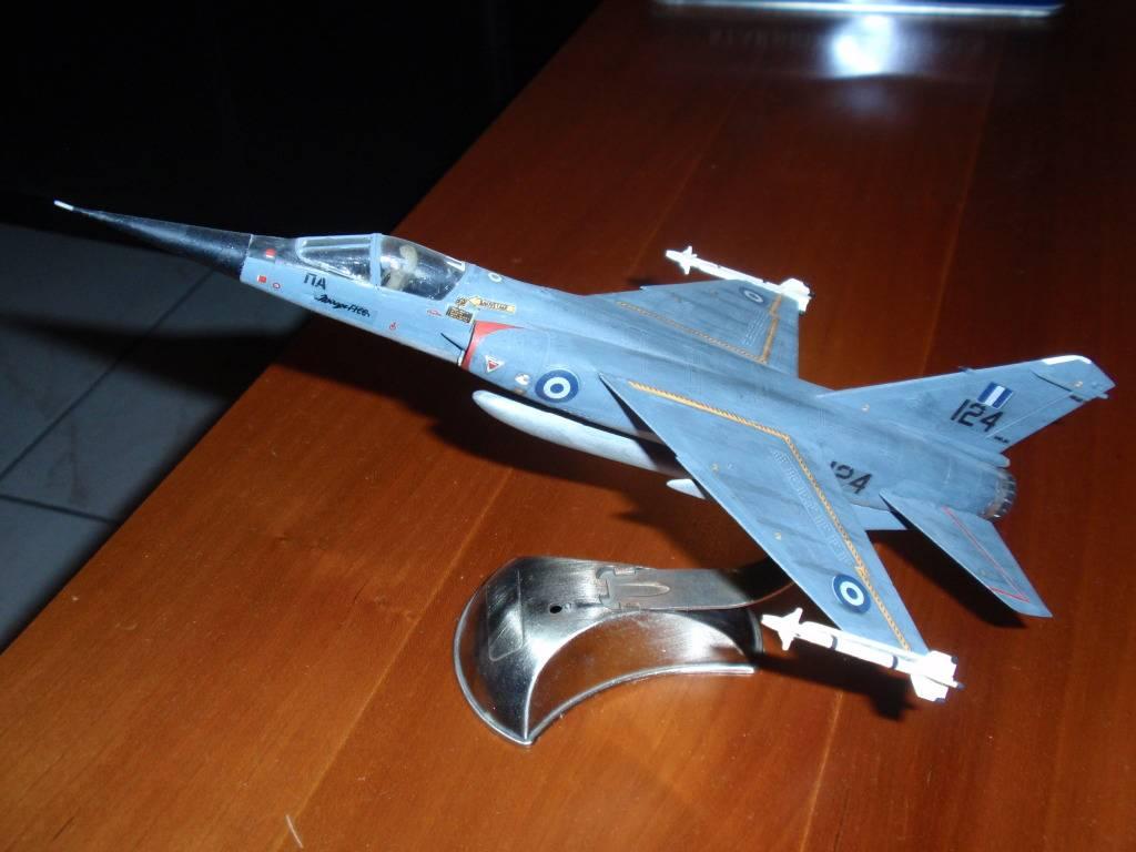 Mirage F-1CG της Π.Α. στην 1/72 PA102298
