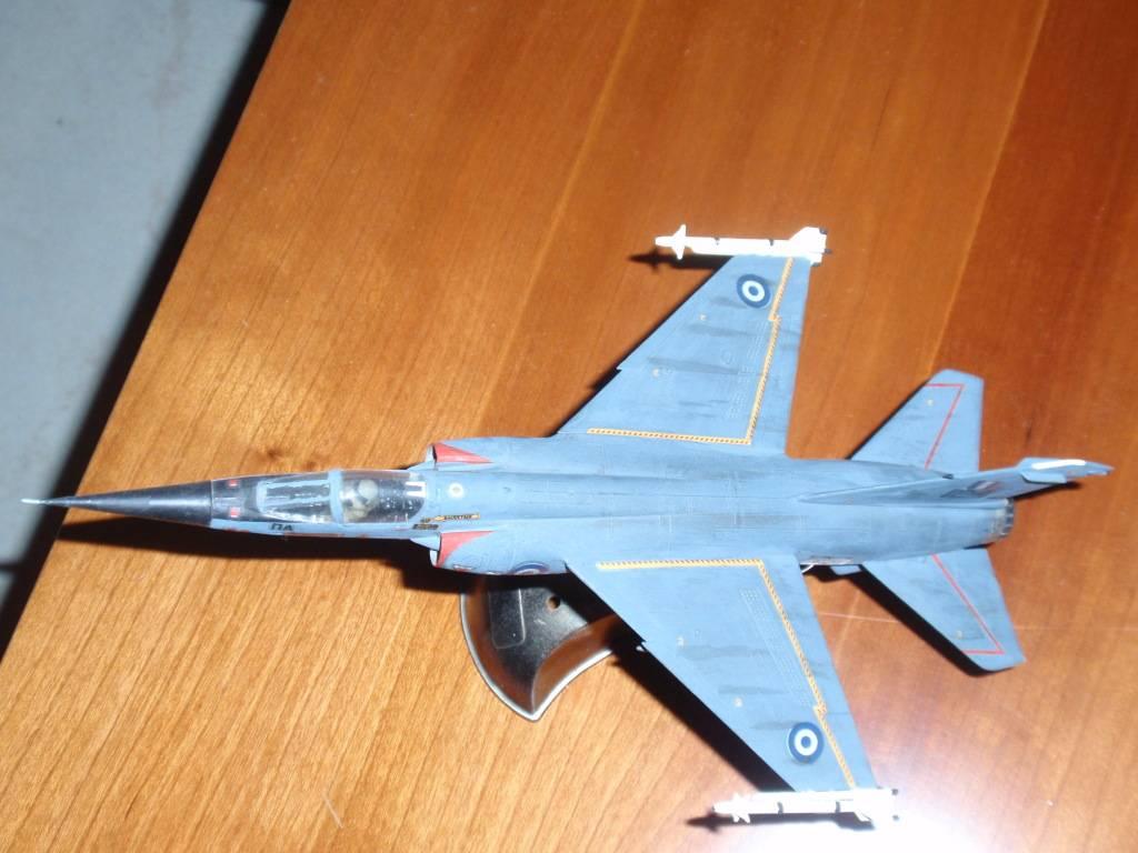 Mirage F-1CG της Π.Α. στην 1/72 PA102303