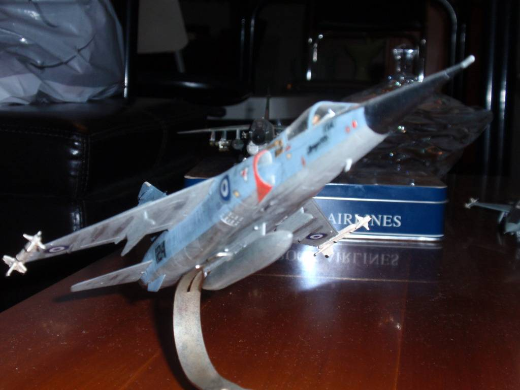 Mirage F-1CG της Π.Α. στην 1/72 PA102304