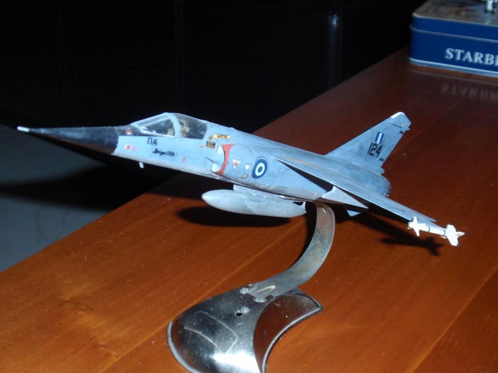 Mirage F-1CG της Π.Α. στην 1/72 PA102305