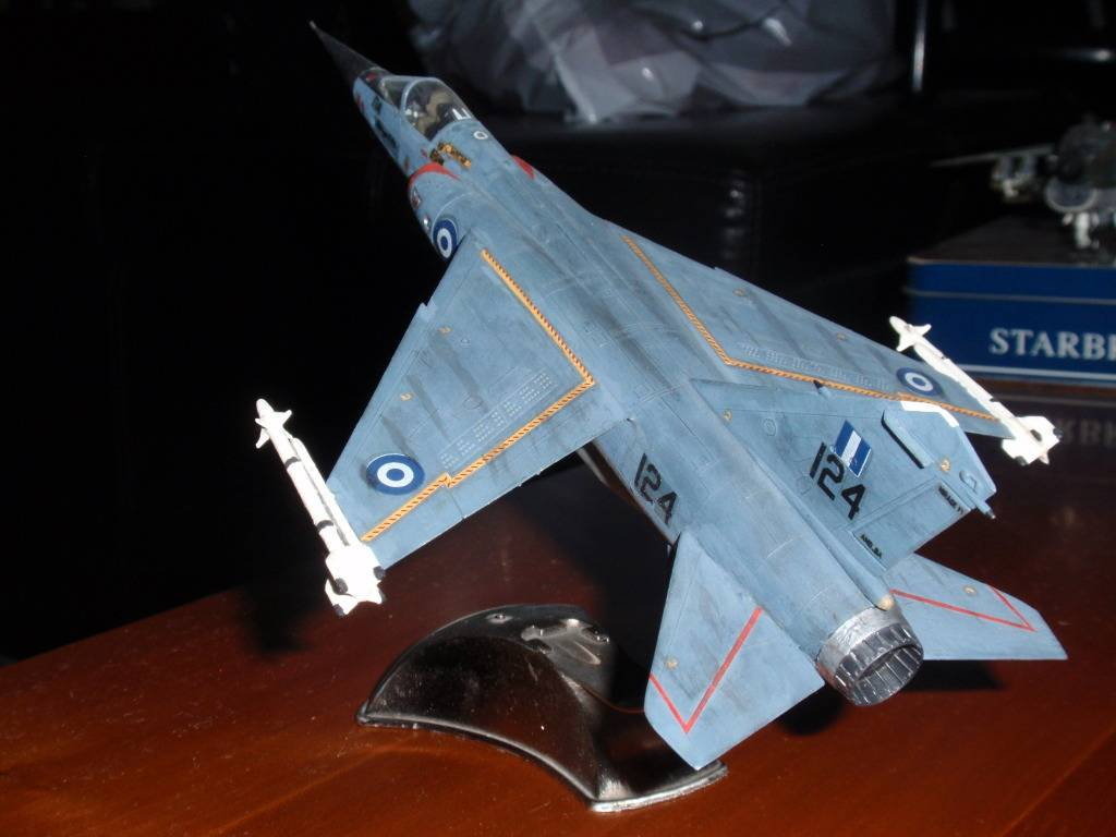 Mirage F-1CG της Π.Α. στην 1/72 PA102306