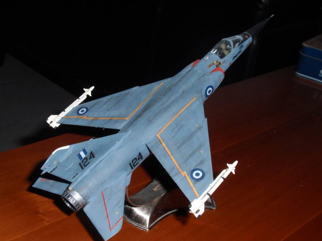 Mirage F-1CG της Π.Α. στην 1/72 PA102307