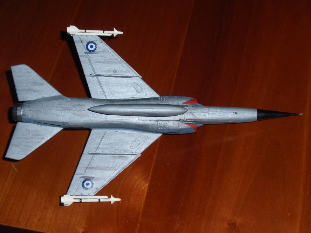 Mirage F-1CG της Π.Α. στην 1/72 PA102309