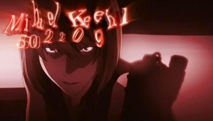 Mello - Mihael Keehl (Death Note) MihaelKeehl