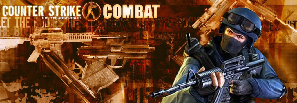 COUNTER STRIKE COMBAT