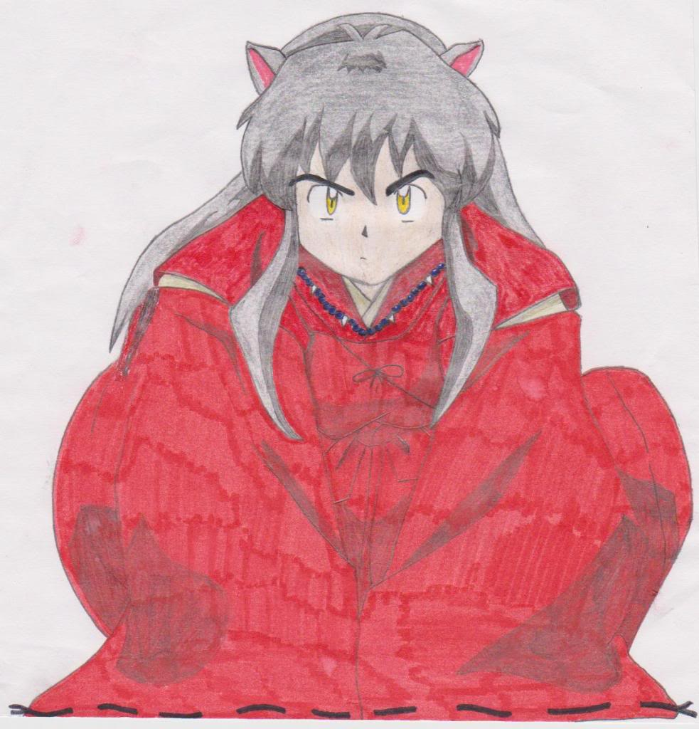 Los dibujos de Ai Inuyasha001