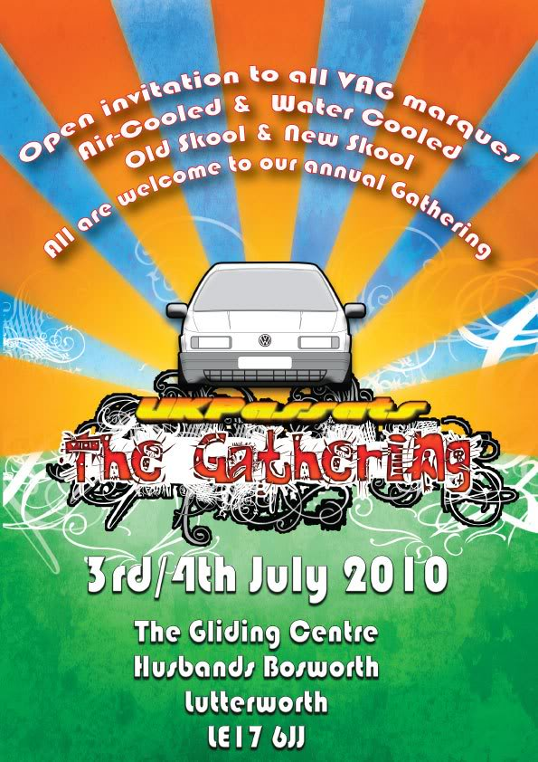 UK Passats - The Gathering 3rd & 4th July TheGathering01