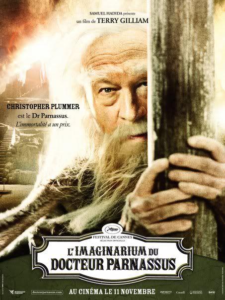 Doctor Parnassus Posters Parnassus4
