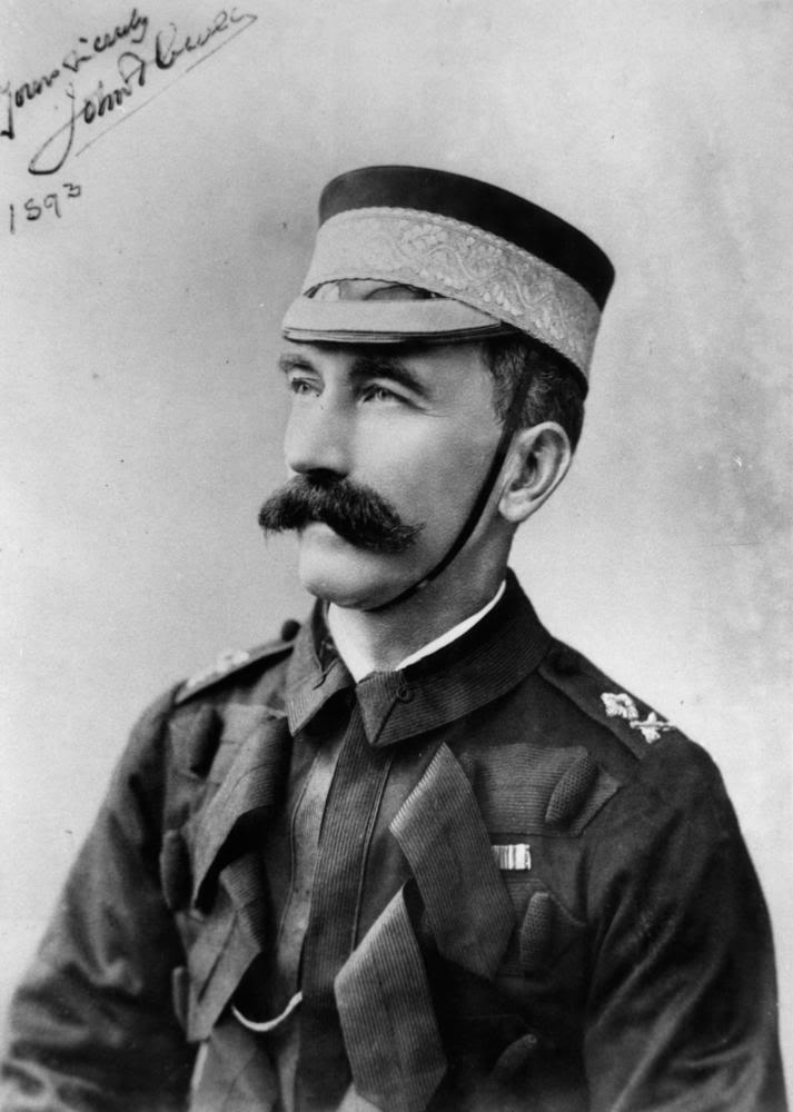 Major General John Fletcher Owen 34430r