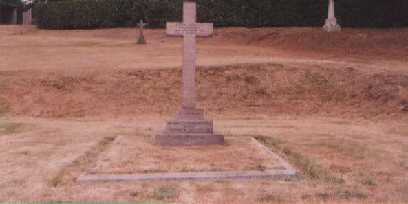 Sir Henry Evelyn Wood VC, GCB, GCMG Woodgrave