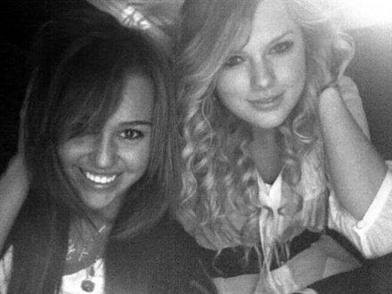 miley cyrus and taylor swift Pictures, Images and Photos