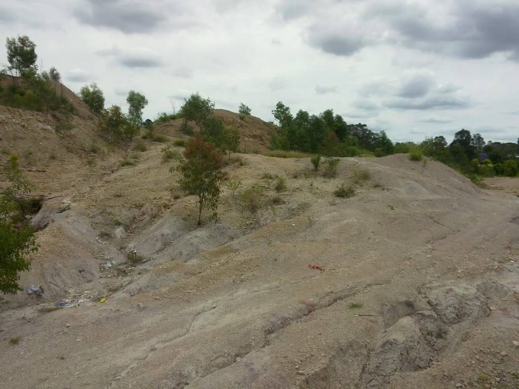 New spot in Redbank Plains/Bellbird Park, near springfield - Old Quarry 31102010058