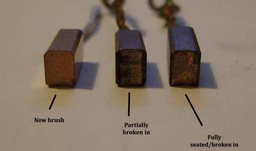 How to break in your brushed motor Breakin