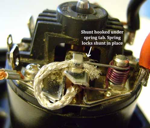 Brushed motor basics Shunthookup
