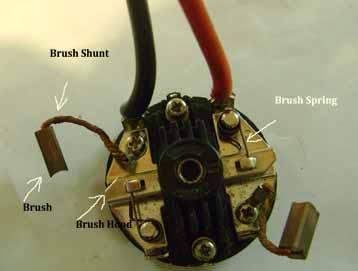 Brushed motor basics Endbell-1