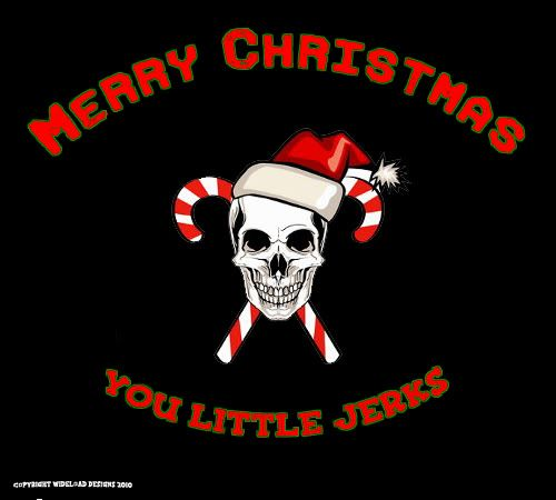Merry Christmas everyone Merryskullmas
