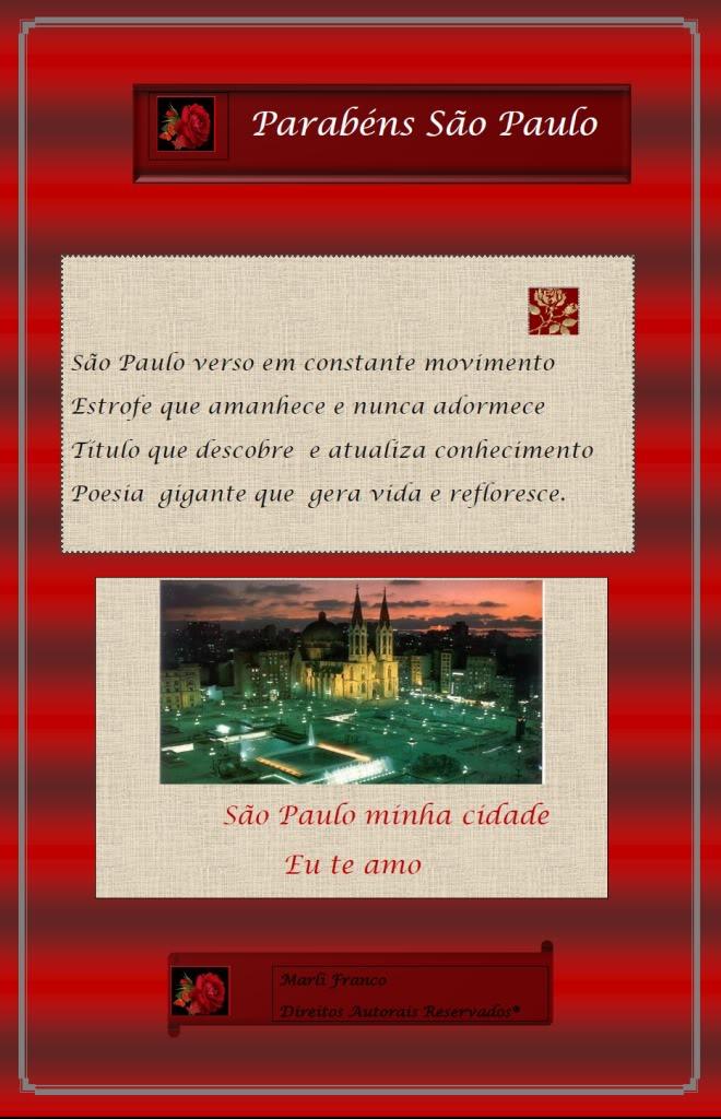 Quadra - Parabéns São Paulo Imagemparabnssaopaulo