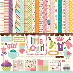 Echo Park kit à 14$ Littlegirl
