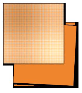 Nouveau Lush turquoise, fushia, orange et marine (RECUS) Loh