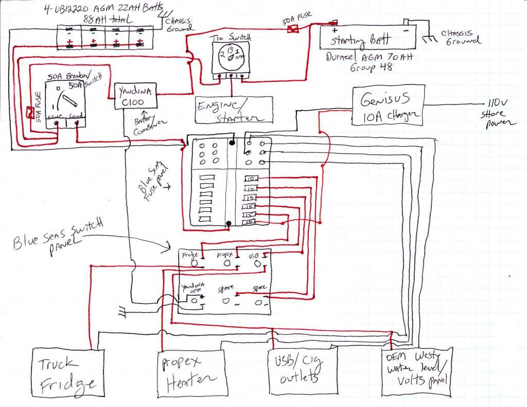 VW Syncro Westfalia - Build Log with Pics - Page 7 AuxSetup