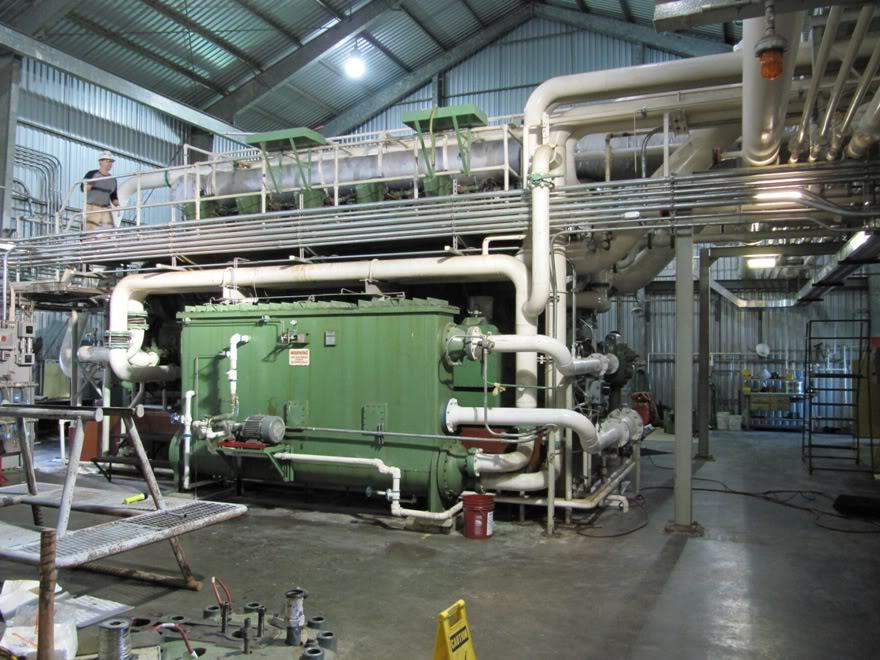 Clark 4500HP 12 Cyliner Engine IMG_0407