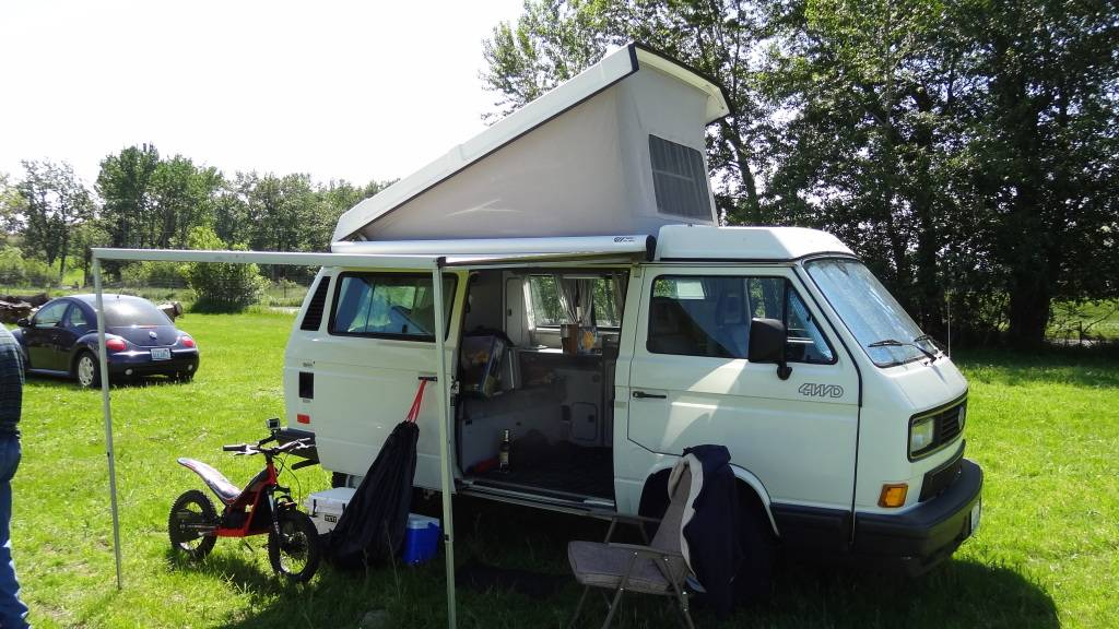 VW Syncro Westfalia - Build Log with Pics DSC05803