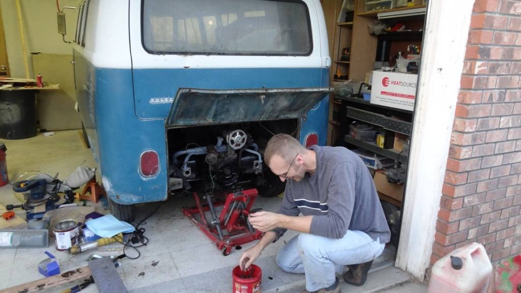 VW Syncro Westfalia - Build Log with Pics DSC08367