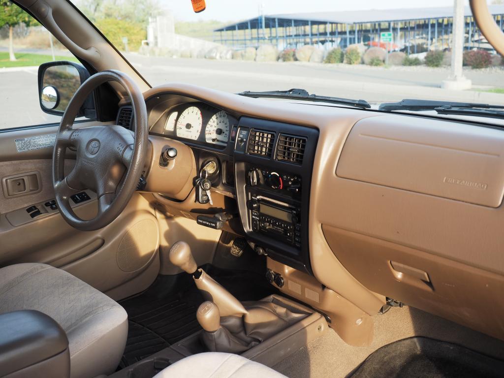 2003 Toyota Tacoma TRD Extended Cab - 34K Original Miles! PA198653