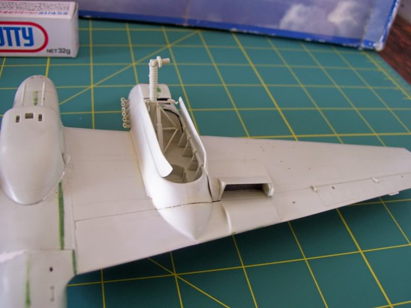 Focke Wulf 190 A-5 Walter N. Hasegawa 1/48 (Terminado) Avances11-1