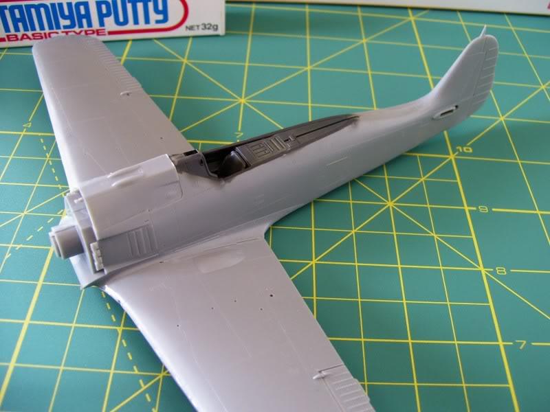 Focke Wulf 190 A-5 Walter N. Hasegawa 1/48 (Terminado) Avances2-1