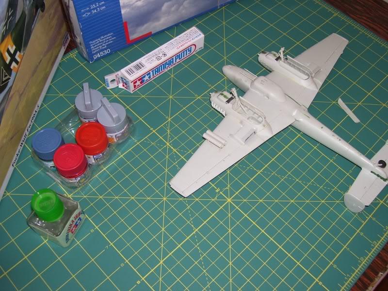 Focke Wulf 190 A-5 Walter N. Hasegawa 1/48 (Terminado) Avances8-1