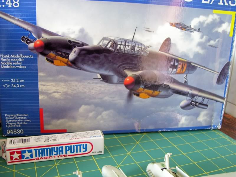 Focke Wulf 190 A-5 Walter N. Hasegawa 1/48 (Terminado) Avances9-1