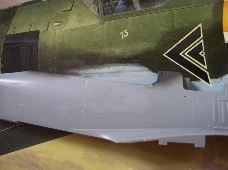 Focke Wulf 190 A-5 Walter N. Hasegawa 1/48 (Terminado) AvancesMartes4