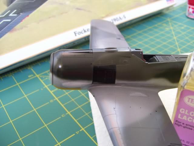 Focke Wulf 190 A-5 Walter N. Hasegawa 1/48 (Terminado) - Página 3 AvancesSabado7