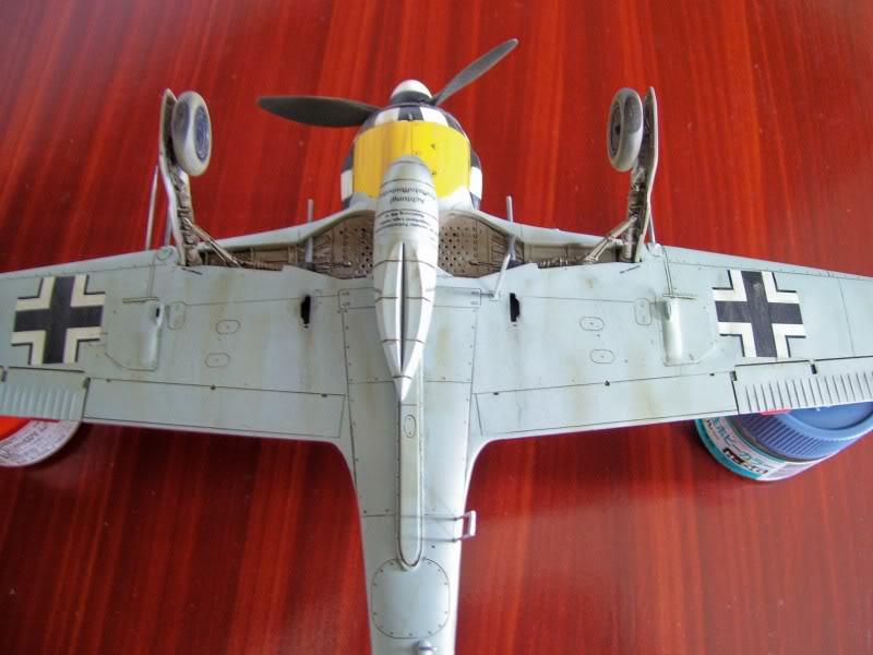 Focke Wulf 190 A-6 Hasegawa 1/48 Georg Schott JG-1 FockeA6Terminado19