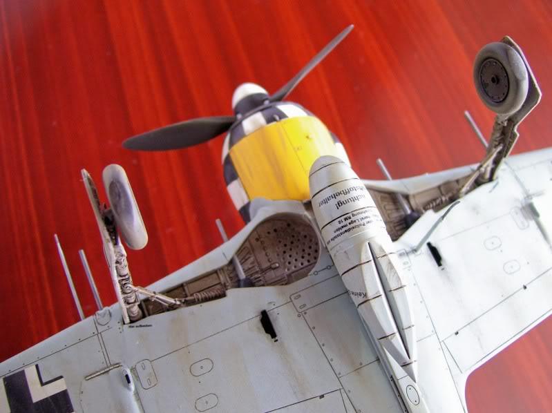Focke Wulf 190 A-6 Hasegawa 1/48 Georg Schott JG-1 FockeA6Terminado22