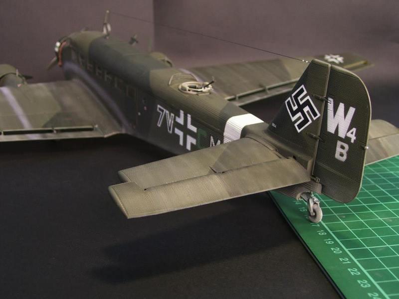 Junkers Ju 52/3m g 4e Revell 1/48 Ju52%2012