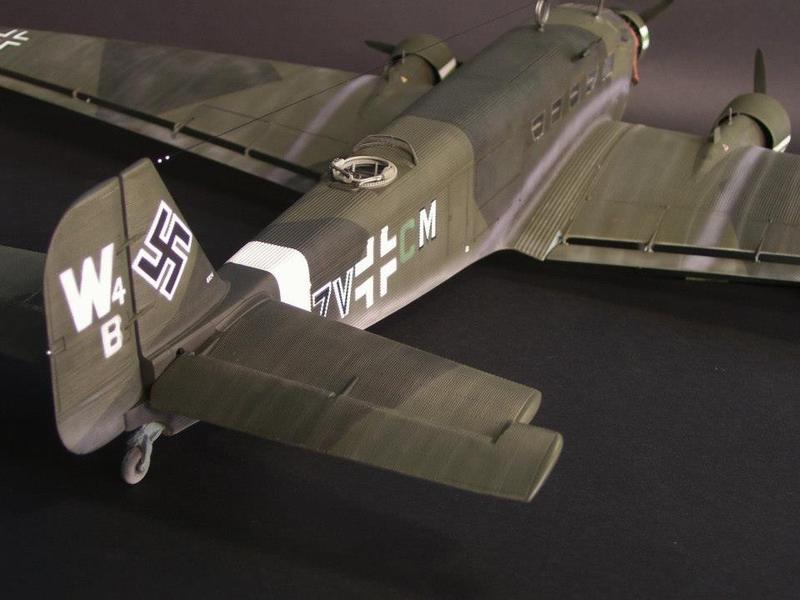 Junkers Ju 52/3m g 4e Revell 1/48 Ju52%2015