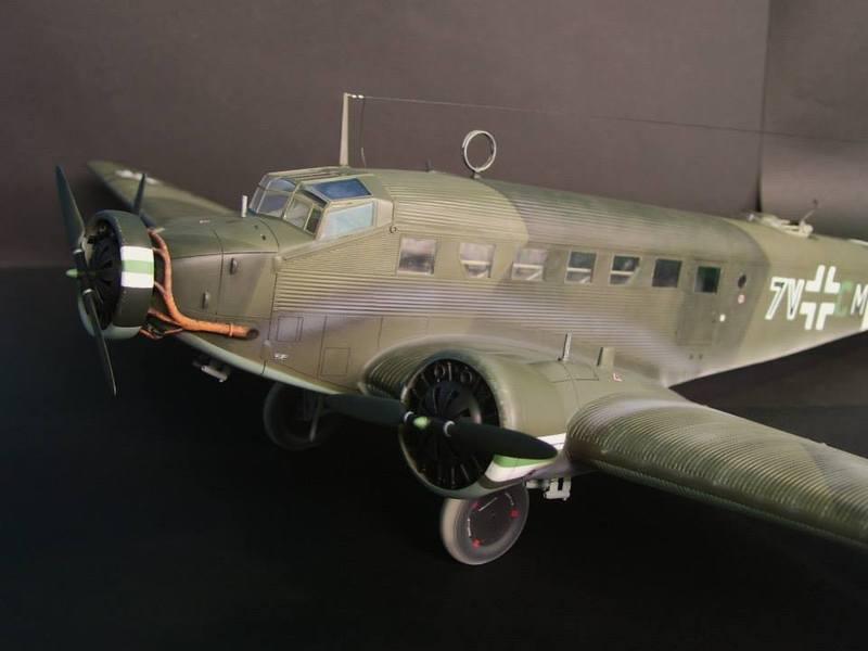 Junkers Ju 52/3m g 4e Revell 1/48 Ju52%202