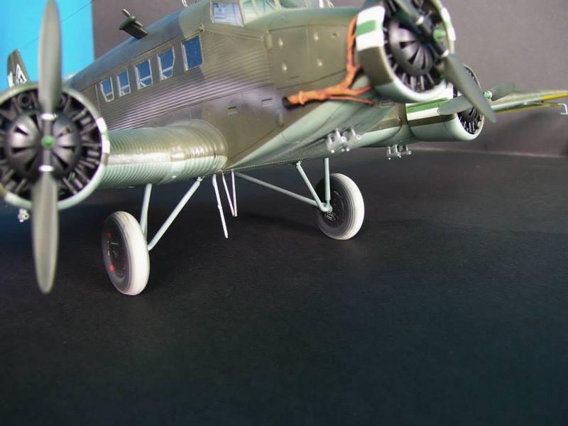 Junkers Ju 52/3m g 4e Revell 1/48 Ju52%2022